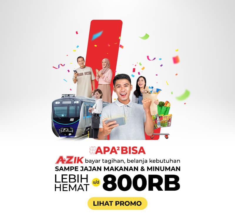 A sampai Z #Apa2Bisa – Promo